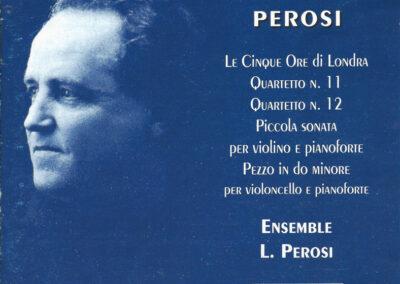 ENSEMBLE PEROSI | 1999