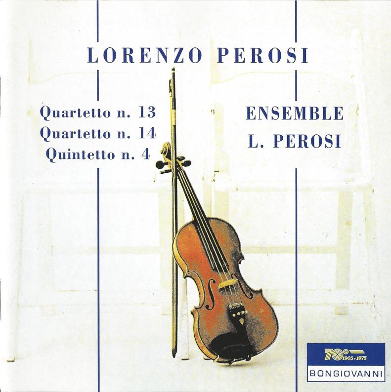ENSEMBLE PEROSI   2000
