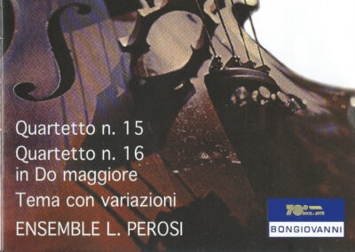 ENSEMBLE PEROSI | 2000