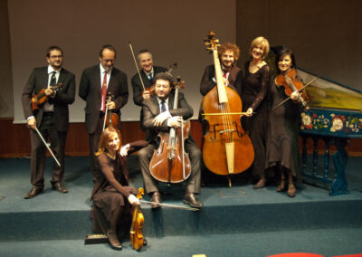 L'Archicembalo - Concerto 2 dicembre 2017
